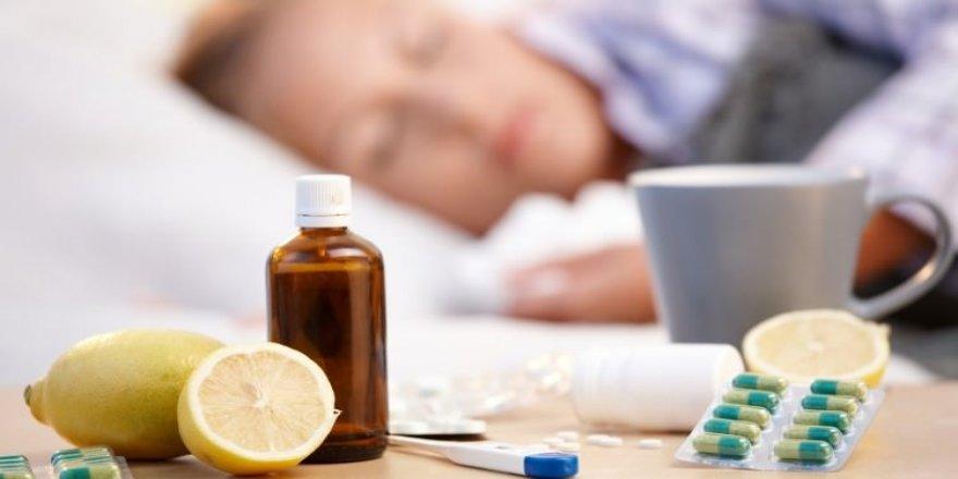 Gribin tedavisinde dinlenmek önemli