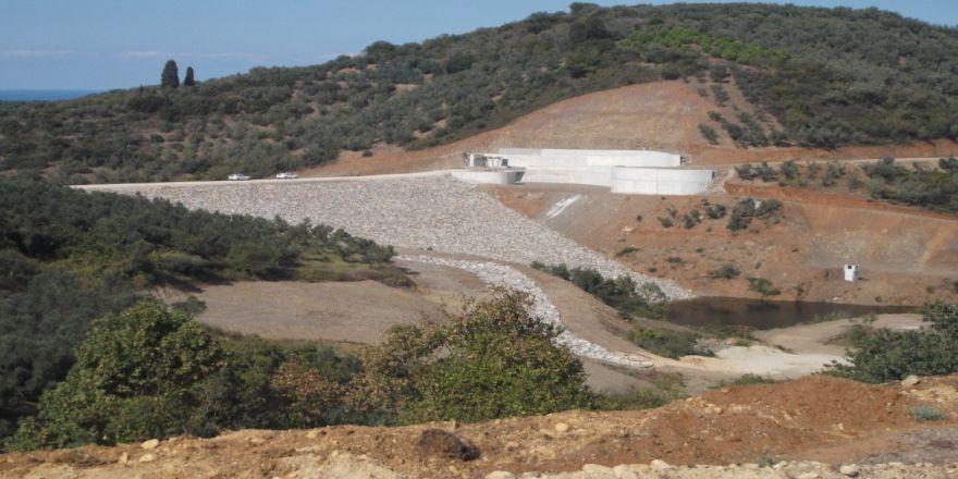 Yalıçiftlik Barajı ekonomiye katkısı