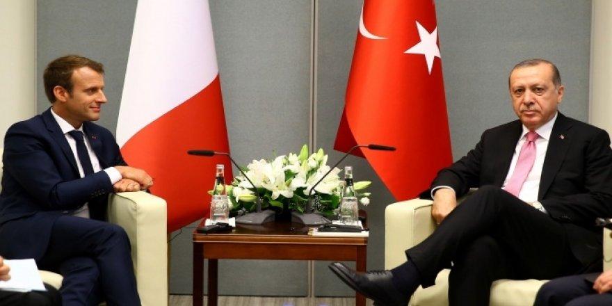 Erdoğan'dan AB'ye son uyarı