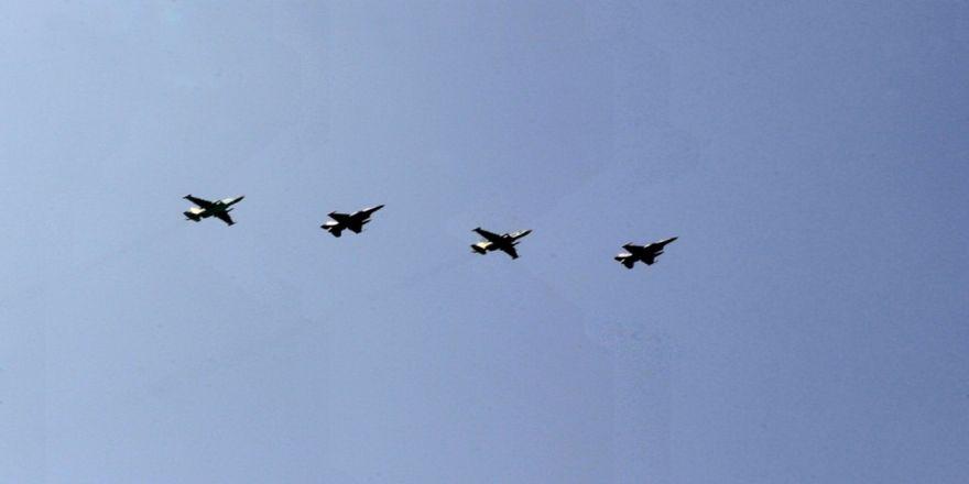 Hava harekatında 6 terörist etkisiz hale getirildi