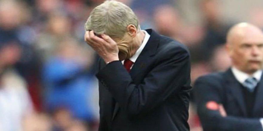 Arsenal hezimet yaşadı!