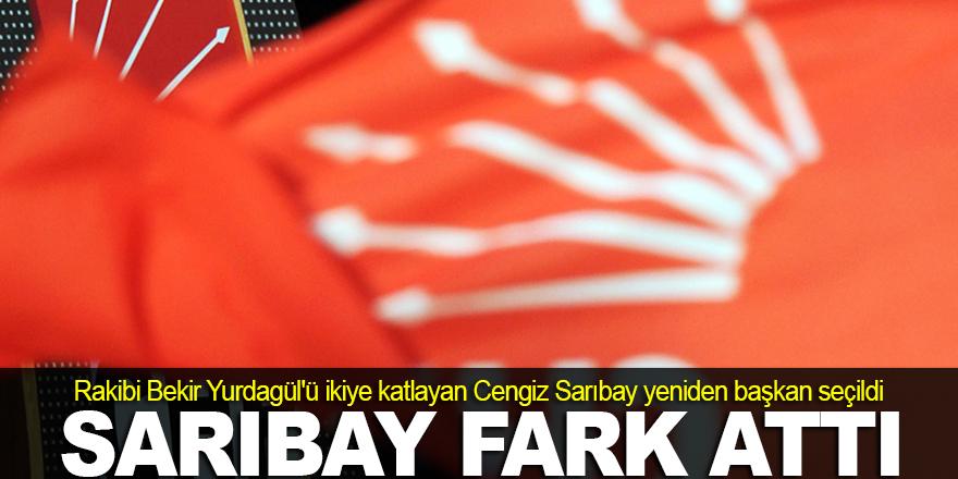 Cengiz Sarıbay fark attı