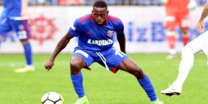 Bursaspor'un Poko transferi Çin seddine takıldı