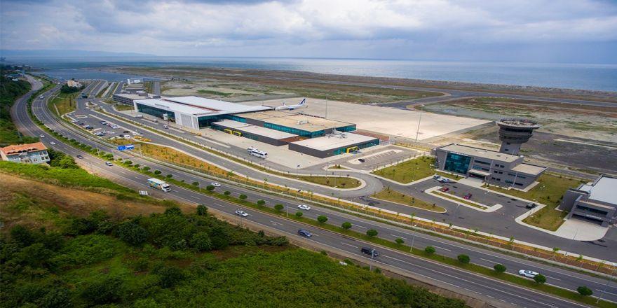 Denizdeki havalimanının kapasitesi artıyor