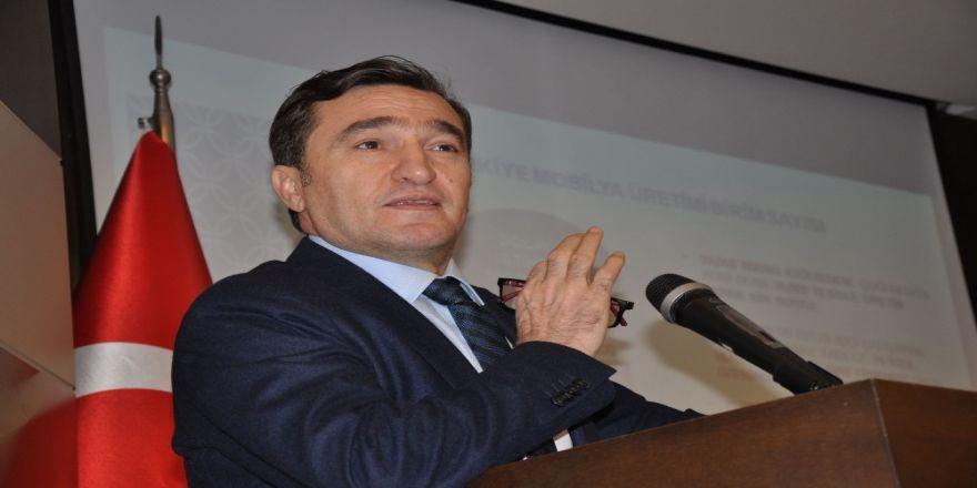 Türk mobilya sektörü İnegöl'de masaya yatırıldı