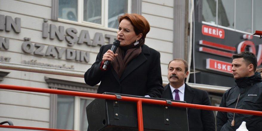 Akşener'den 'seçim barajı' açıklaması