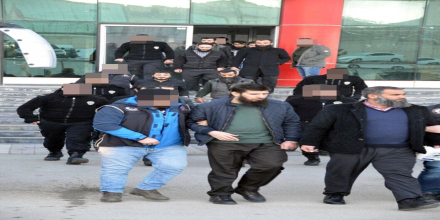 Van merkezli DEAŞ operasyonu: 7 tutuklama