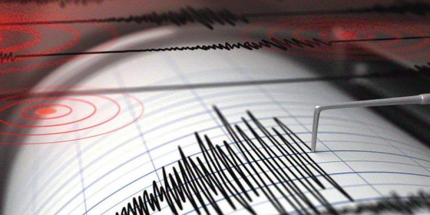 Irak'ta deprem!
