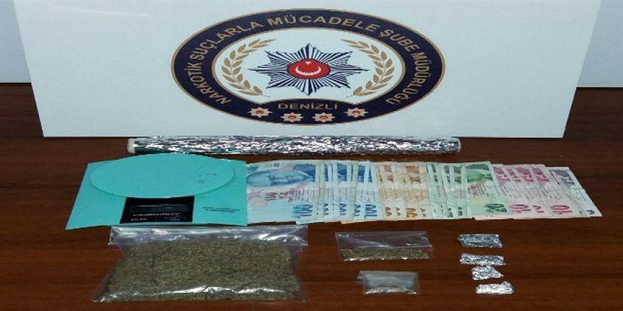 İran'dan getirtilen uyuşturucu apartta yakalandı