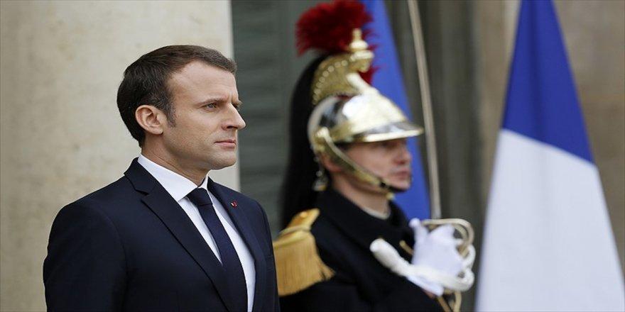 Macron'dan Trump'a çağrı!