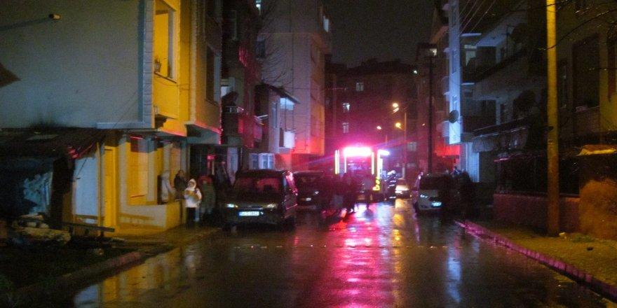 Aynı sokakta 4 farklı yangın