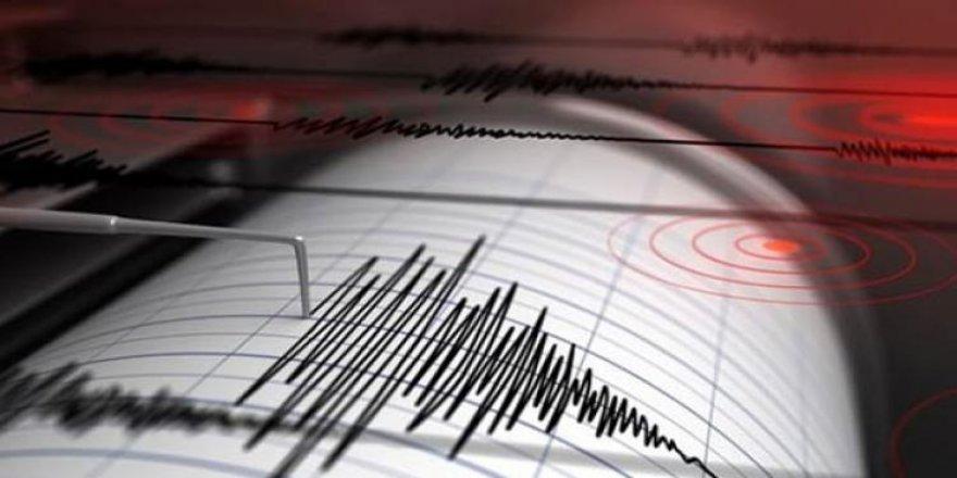 Myanmar'da deprem!