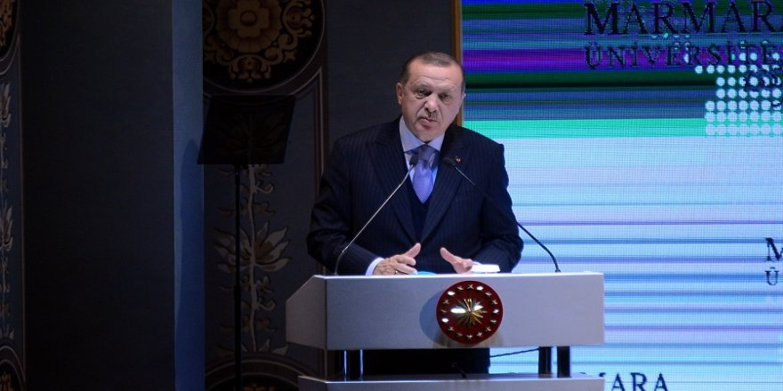 Erdoğan: FETÖ geleceğimizi gaspetmiştir