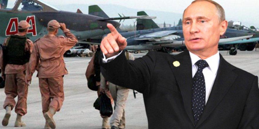 Rusya'nın intikamı ağır oldu! Saldırılara karşılık verdi