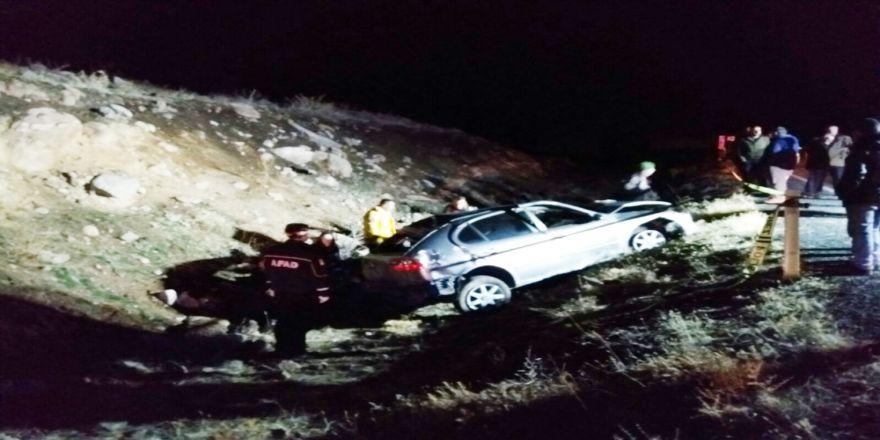 Otomobil takla attı: 2 ölü, 2 yaralı