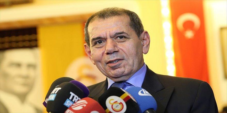 Özbek: Galatasaray'ı yarı yolda bırakmaya niyetim yok