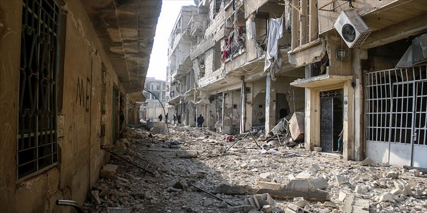 Doğu Guta'da 2 ayda 329 sivili öldürüldü