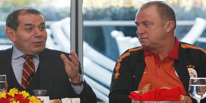 Dursun Özbek'ten bomba Arda Turan açıklaması