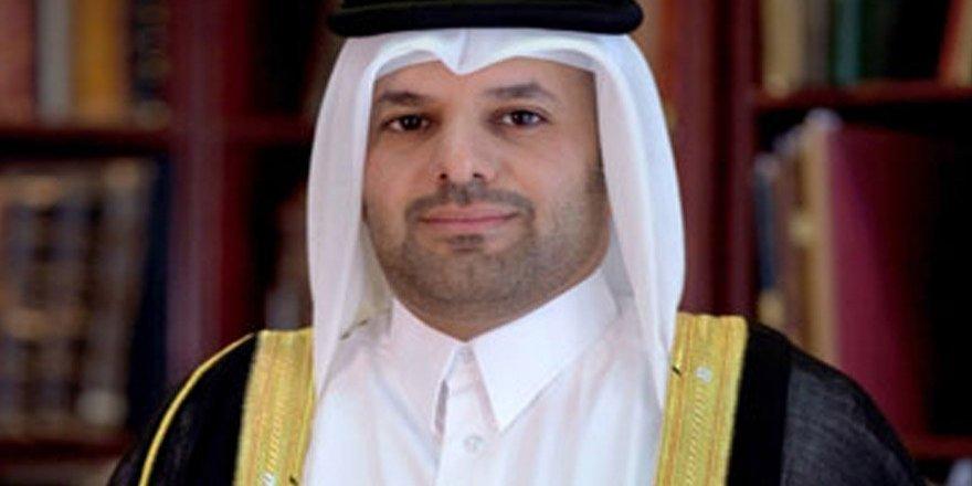Katarlı Şeyh'ten Arabistan'a suçlama