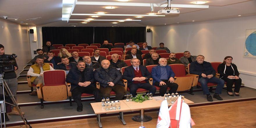 Olağan Meclis toplantısı gerçekleştirildi