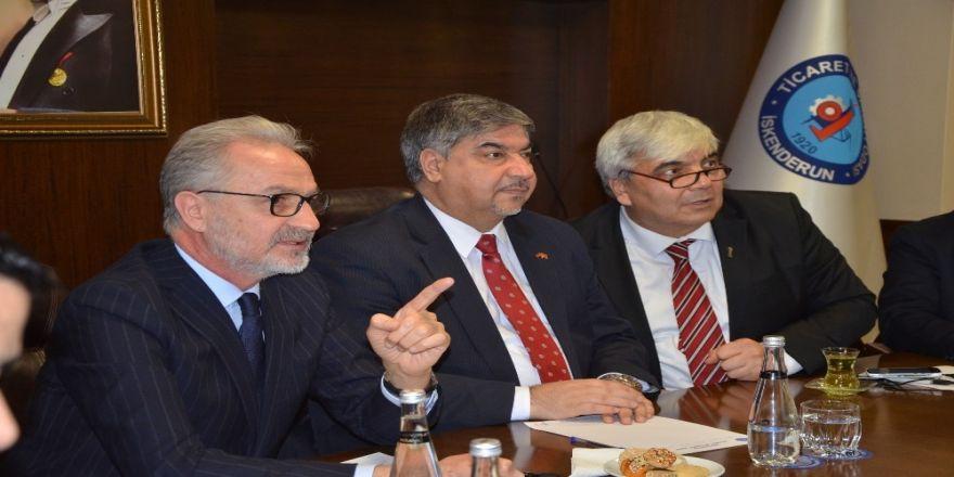 Türk iş adamlarına Irak'ta yatırım çağrısı