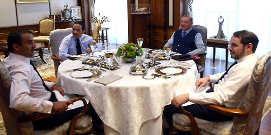 Körfeze karşı iki müttefik aynı masada !