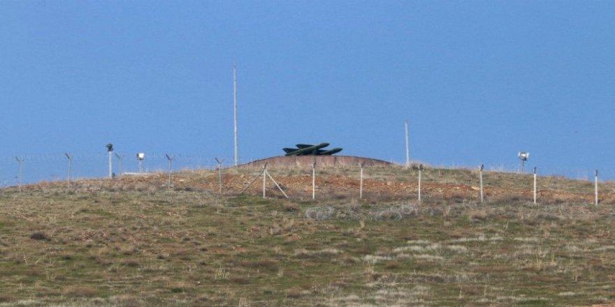 Hawk füzeleri, YPG'nin sıkıştığı ilçeye kilitlendi