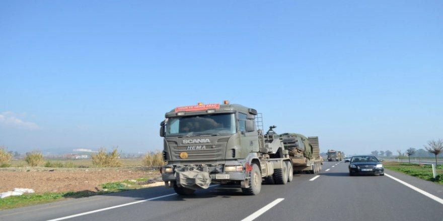 Afrin'de kritik noktalar