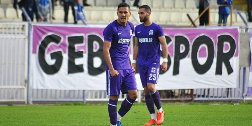 Gebzespor 3-1 mağlup oldu
