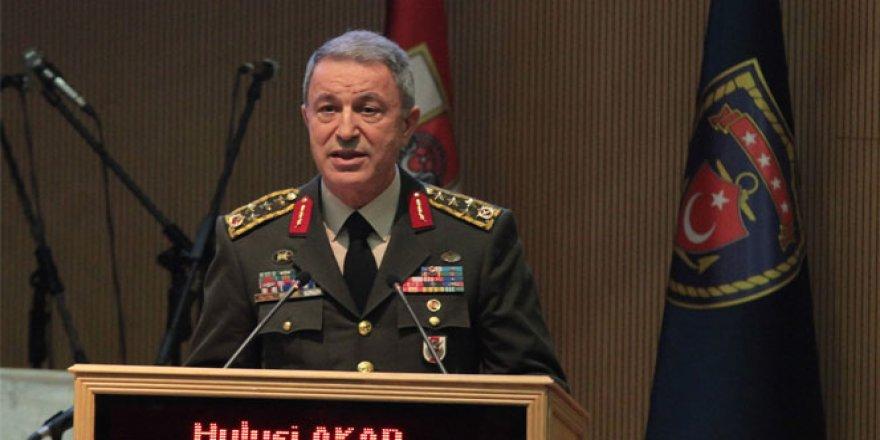 Akar'dan YPG açıklaması