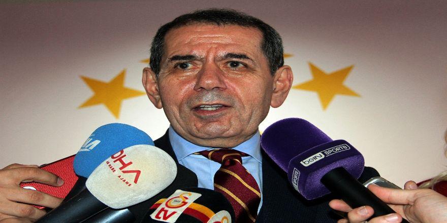 Dursun Özbek: Söylemlerim yanlış anlaşıldı