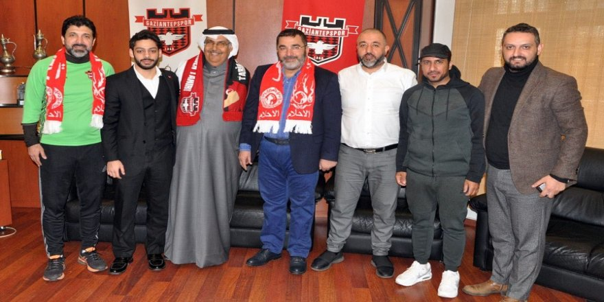 Gaziantepspor'a Katar desteği