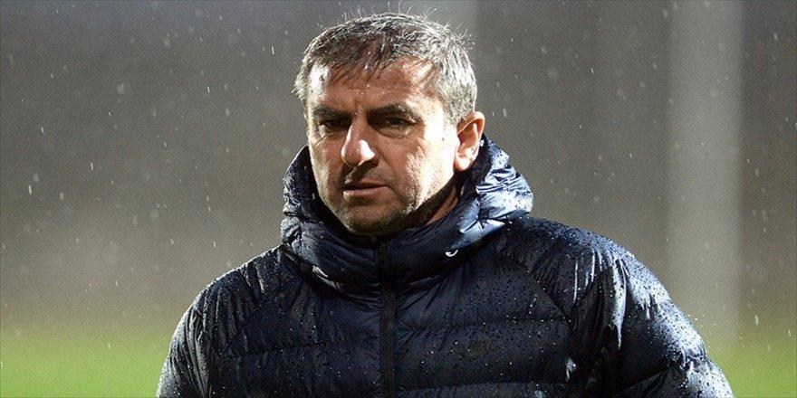 Hamzaoğlu: Rakip haklı galibiyet aldı