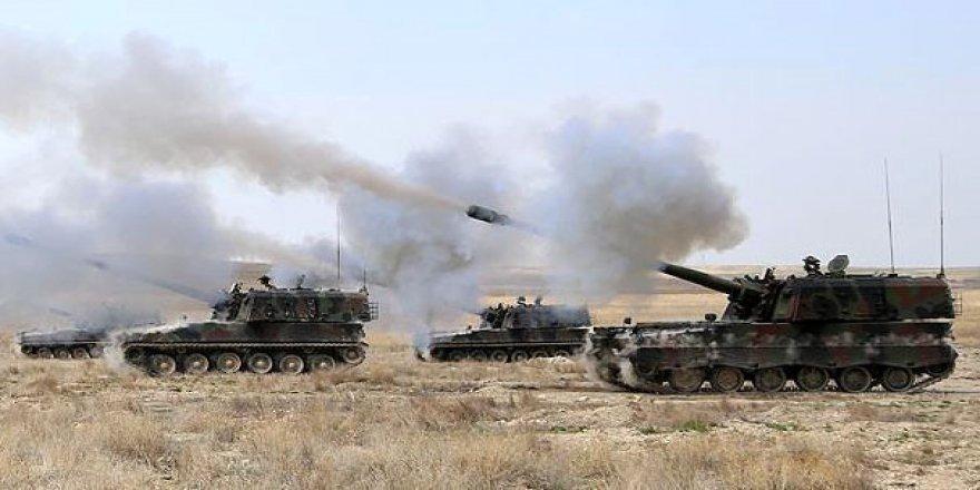 İlk saldırı haberi geldi: 30 YPG'li öldürüldü