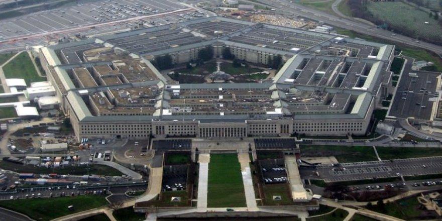Pentagon'dan Afrin açıklaması