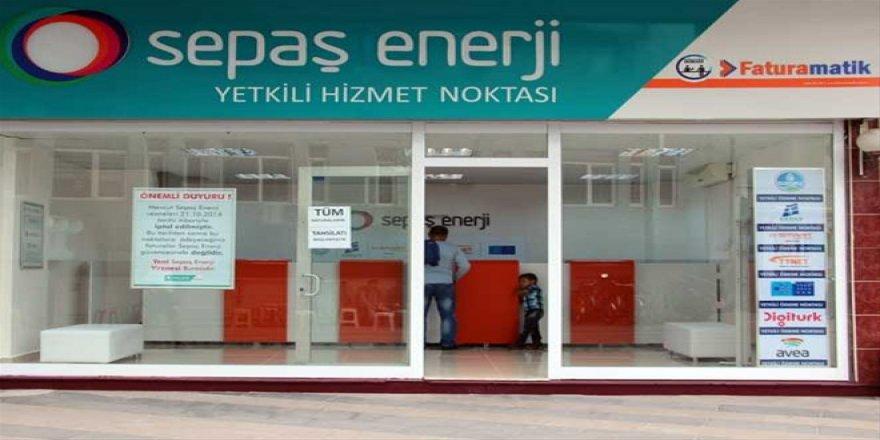 Sepaş Enerji'den müşterilerine büyük kolaylık