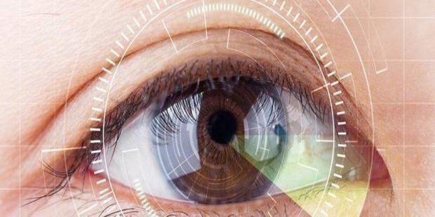 Diyabetteki göz hasarı için 3D gözlük