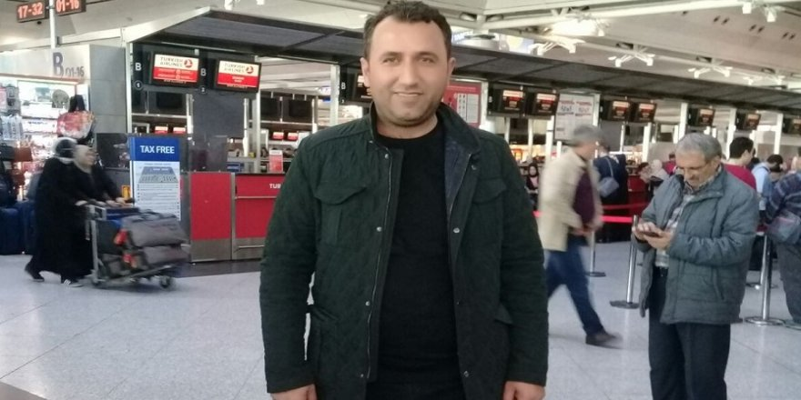 Yusuf Aksu, Umreye gitti