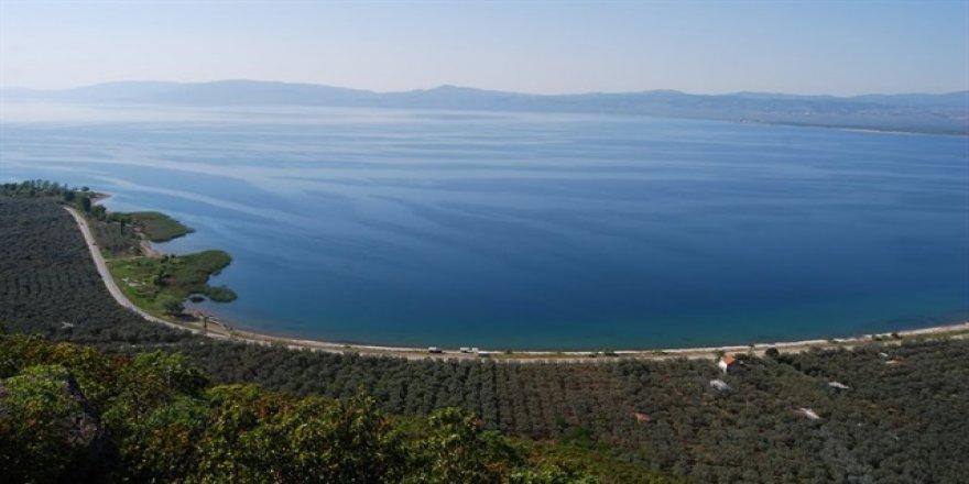İznik Gölü'nün çekilme sebebi açıklandı!
