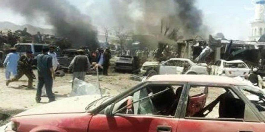 İntihar saldırısı: 12 ölü, 48 yaralı