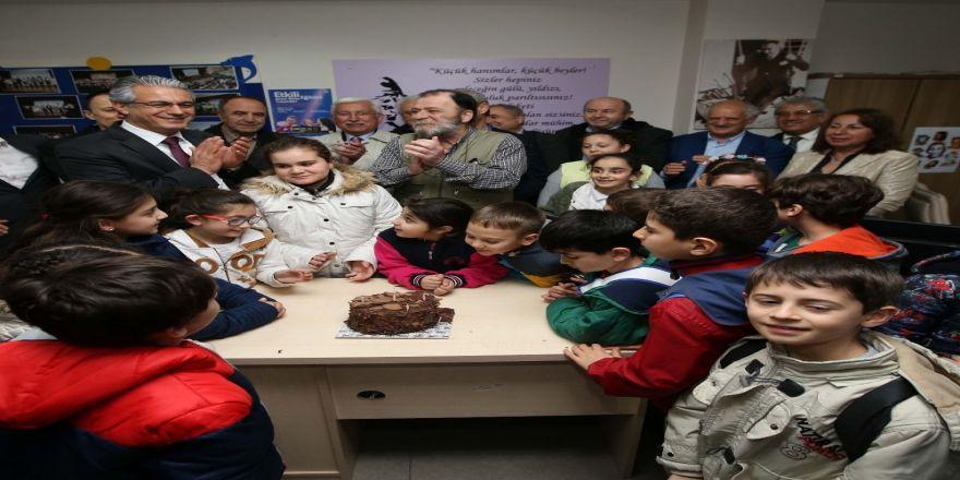 Çocuk Kulübünde sertifika heyecanı