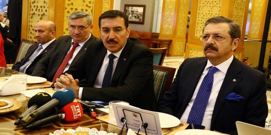 Bakan Tüfenkci'den Çiftlik Bank açıklaması