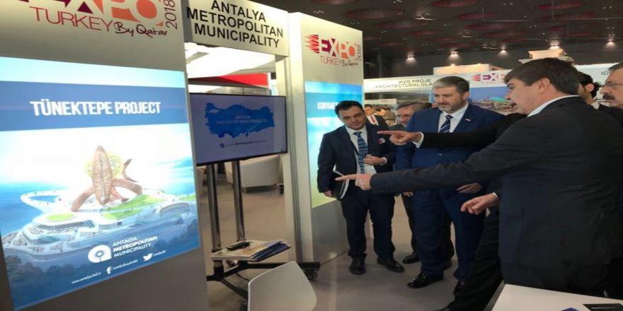 Katarda Türkiye projeleri