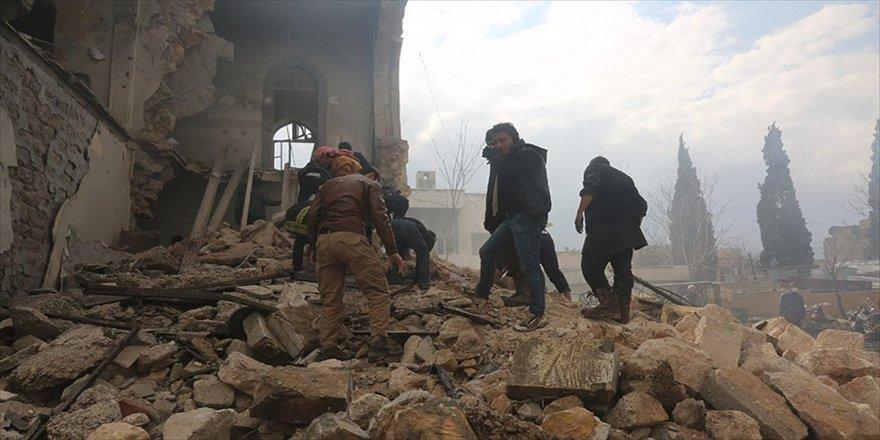PYD/PKK, Afrin'de saldırılarını sürdürüyor