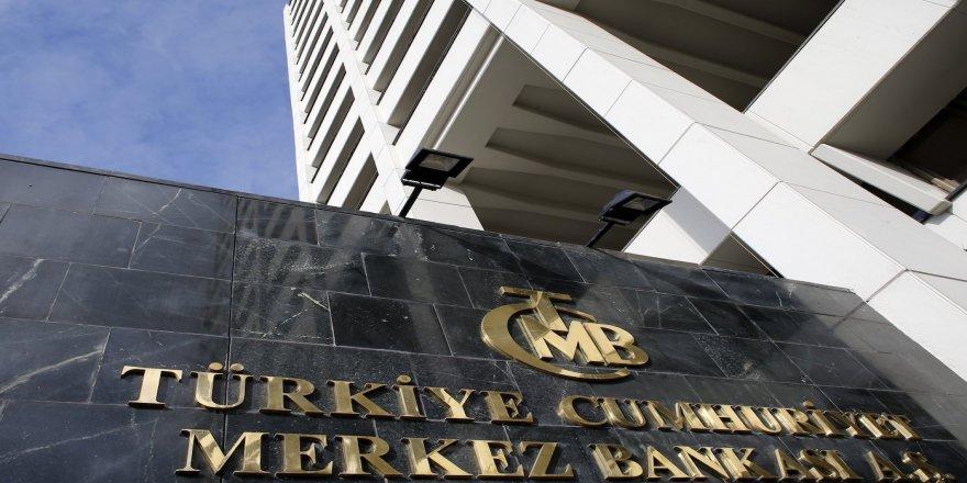 Merkez Bankası'nın toplam rezervleri açıklandı
