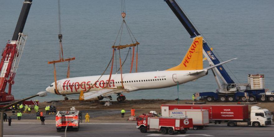 Uçak hala tehlikede!