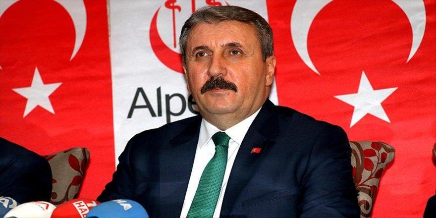 Destici'den 'Afrin' açıklaması