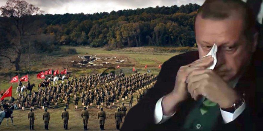 Erdoğan'ı ağlatan dizide, izleyiciyi mest eden sahne