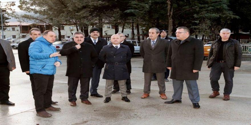 Erdoğan hazırlığı başladı