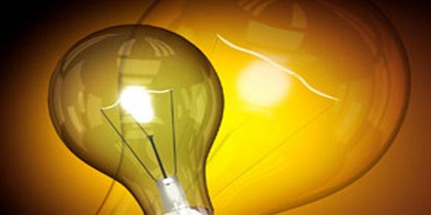 Haberli elektrik kesintisi